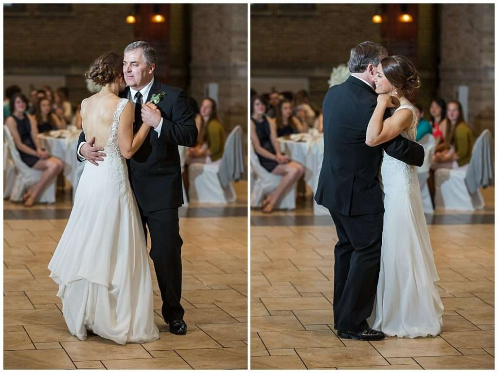 A Wedding at St. Francis of Assisi Church and Walter Commons 150