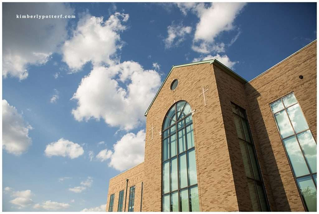 A Wedding at St. Francis of Assisi Church and Walter Commons 128