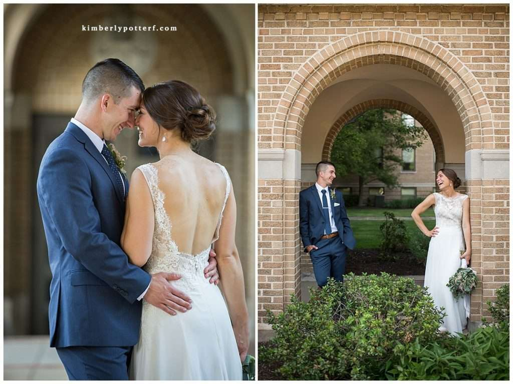 A Wedding at St. Francis of Assisi Church and Walter Commons 104