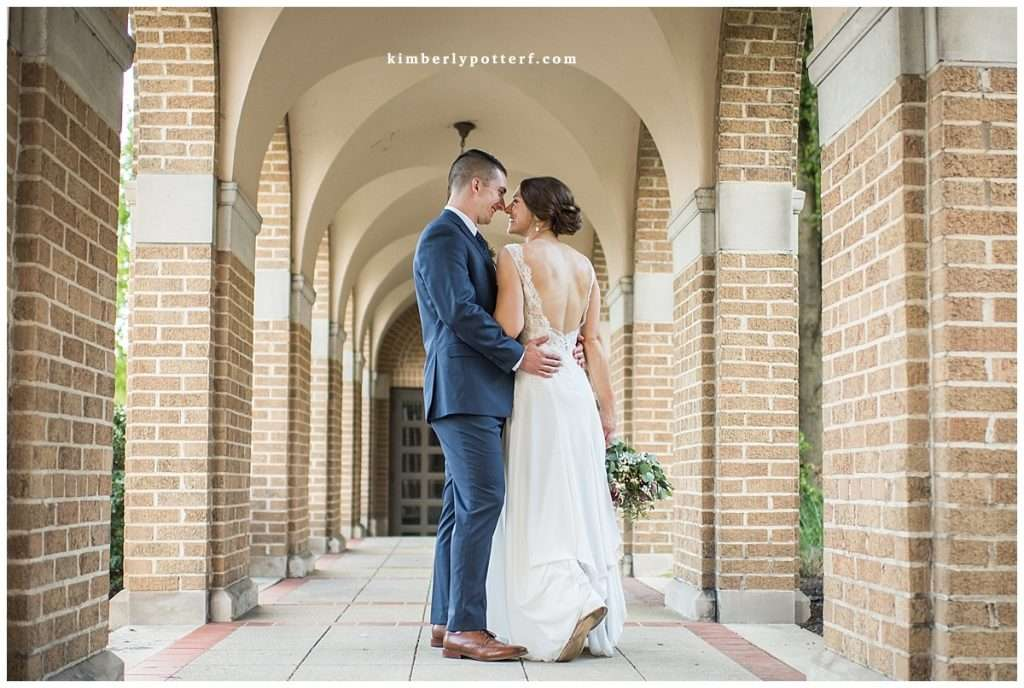 A Wedding at St. Francis of Assisi Church and Walter Commons 102