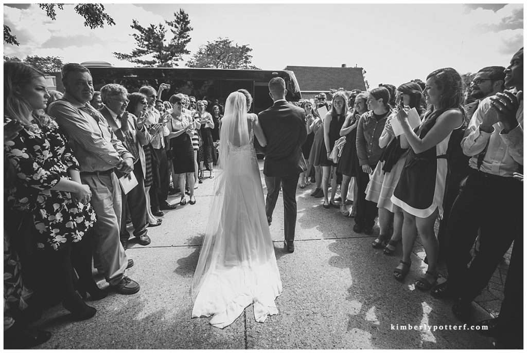 A Wedding at St. Francis of Assisi Church and Walter Commons 72