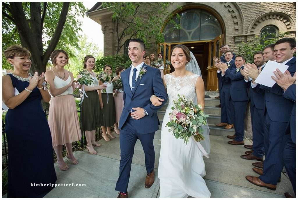A Wedding at St. Francis of Assisi Church and Walter Commons 70