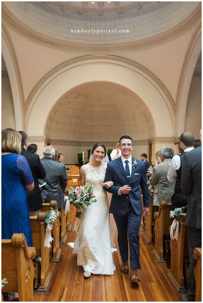 A Wedding at St. Francis of Assisi Church and Walter Commons 68
