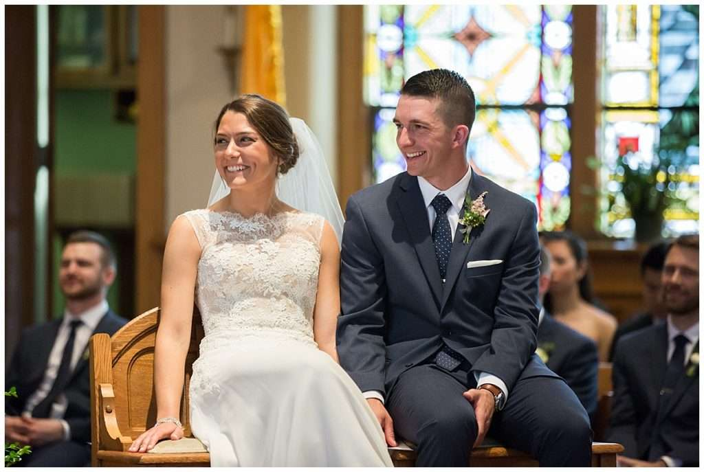 A Wedding at St. Francis of Assisi Church and Walter Commons 62