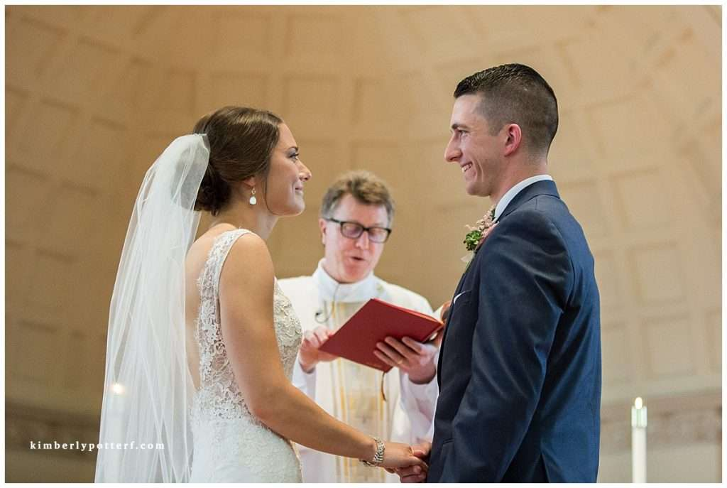A Wedding at St. Francis of Assisi Church and Walter Commons 60