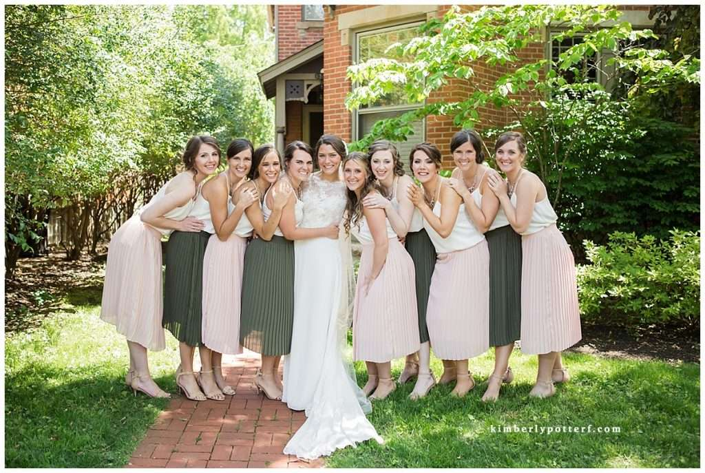 A Wedding at St. Francis of Assisi Church and Walter Commons 28