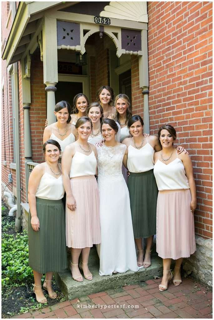 A Wedding at St. Francis of Assisi Church and Walter Commons 26