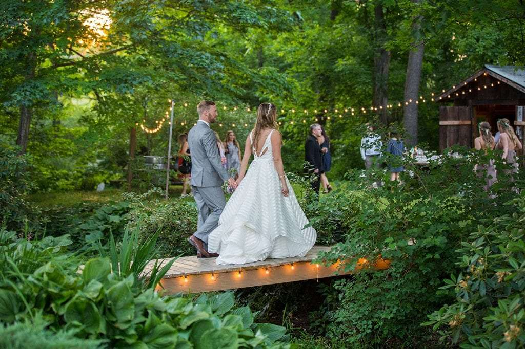 Glamorous Backyard Wedding in Southern Ohio 990