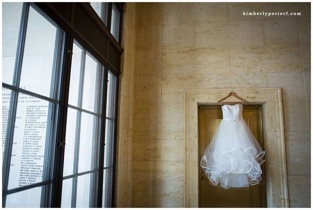 Whimsy Meets Glamour | A Wedding at the Columbus Museum of Art 6