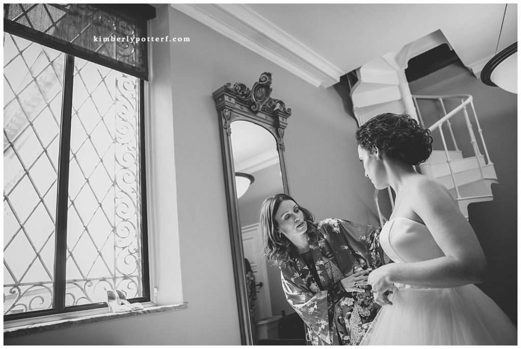 Whimsy Meets Glamour | Columbus Museum of Art Wedding 16