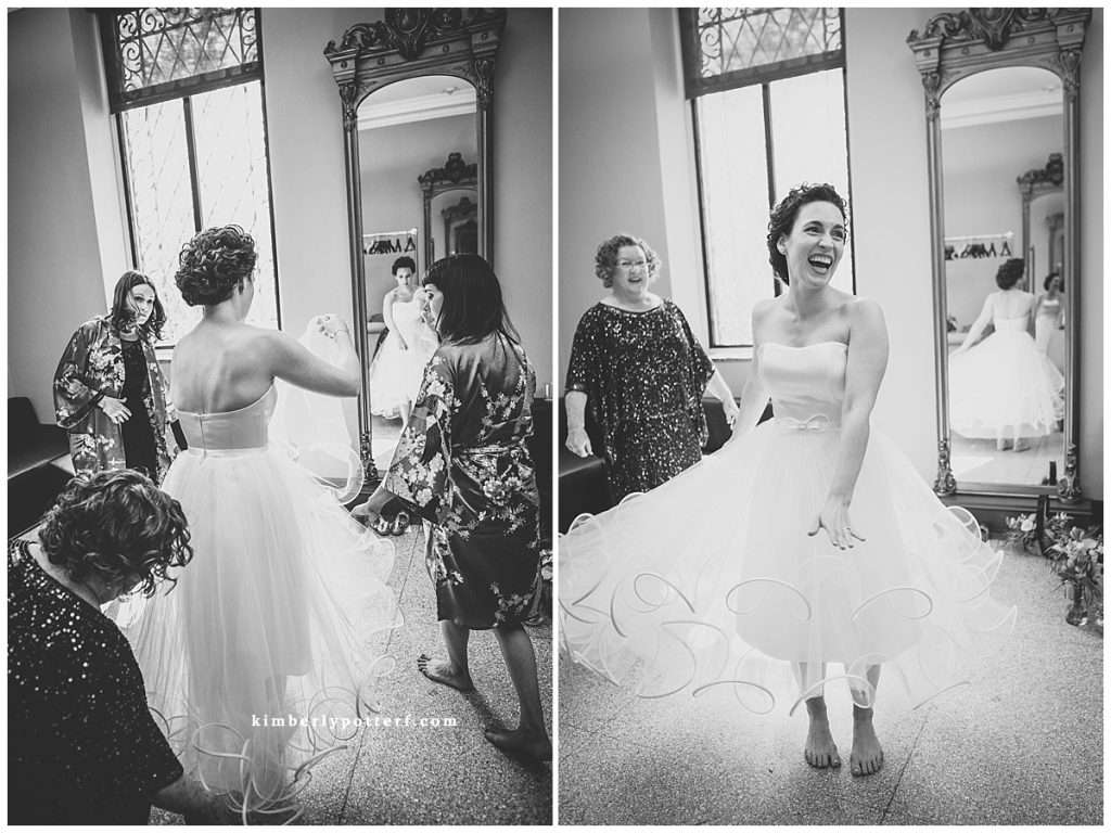 Whimsy Meets Glamour | A Wedding at the Columbus Museum of Art 18