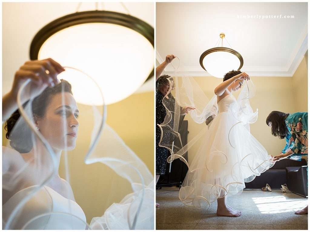 Whimsy Meets Glamour | Columbus Museum of Art Wedding 22