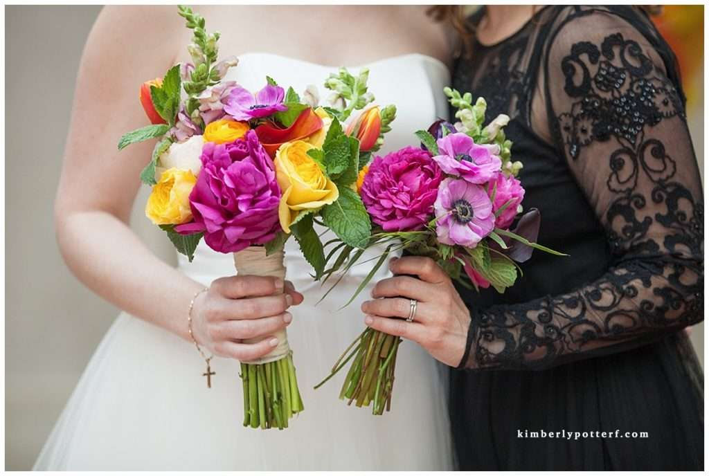 Whimsy Meets Glamour | Columbus Museum of Art Wedding 30