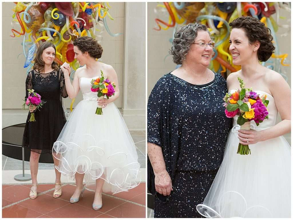 Whimsy Meets Glamour | A Wedding at the Columbus Museum of Art 28