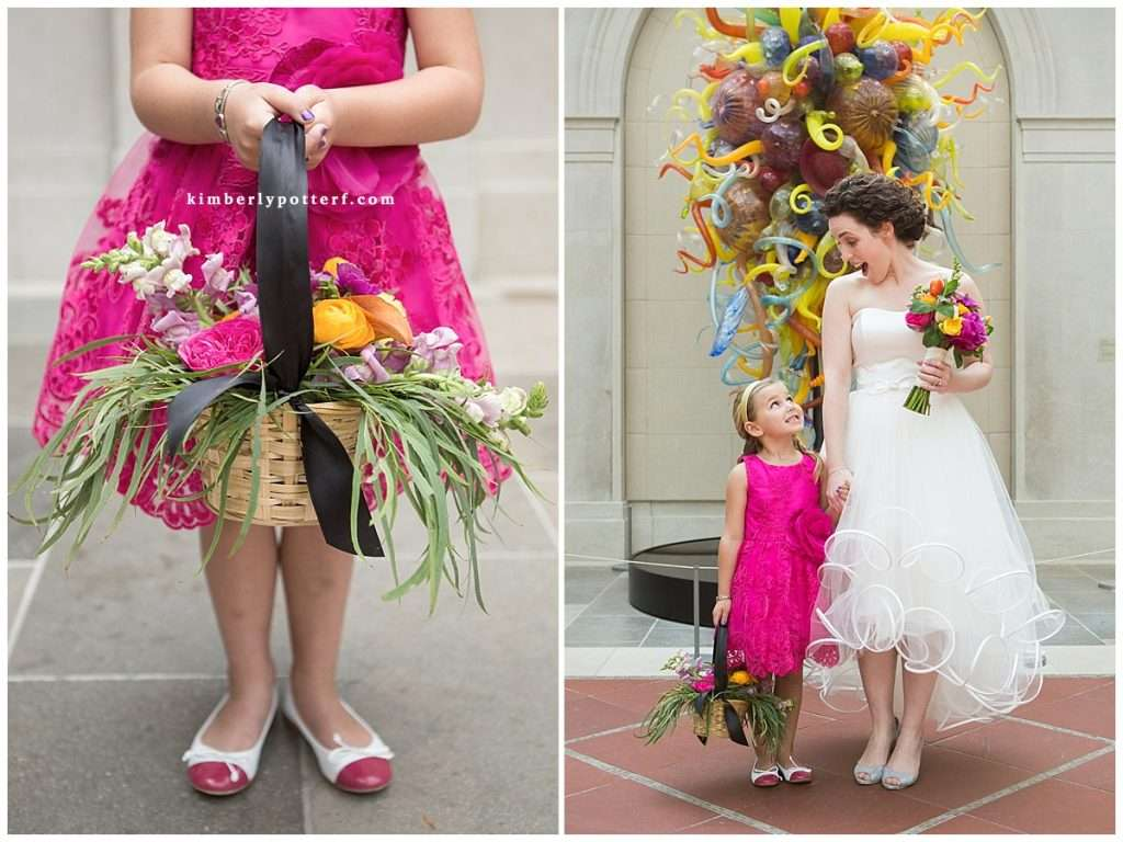 Whimsy Meets Glamour | A Wedding at the Columbus Museum of Art 32