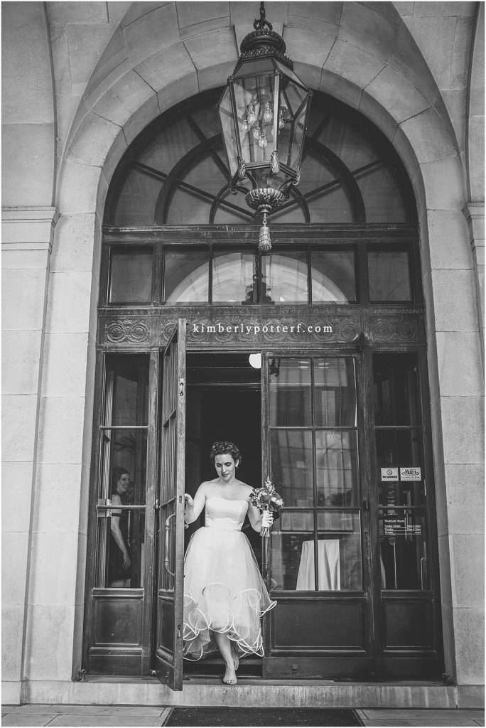 Whimsy Meets Glamour | Columbus Museum of Art Wedding 36