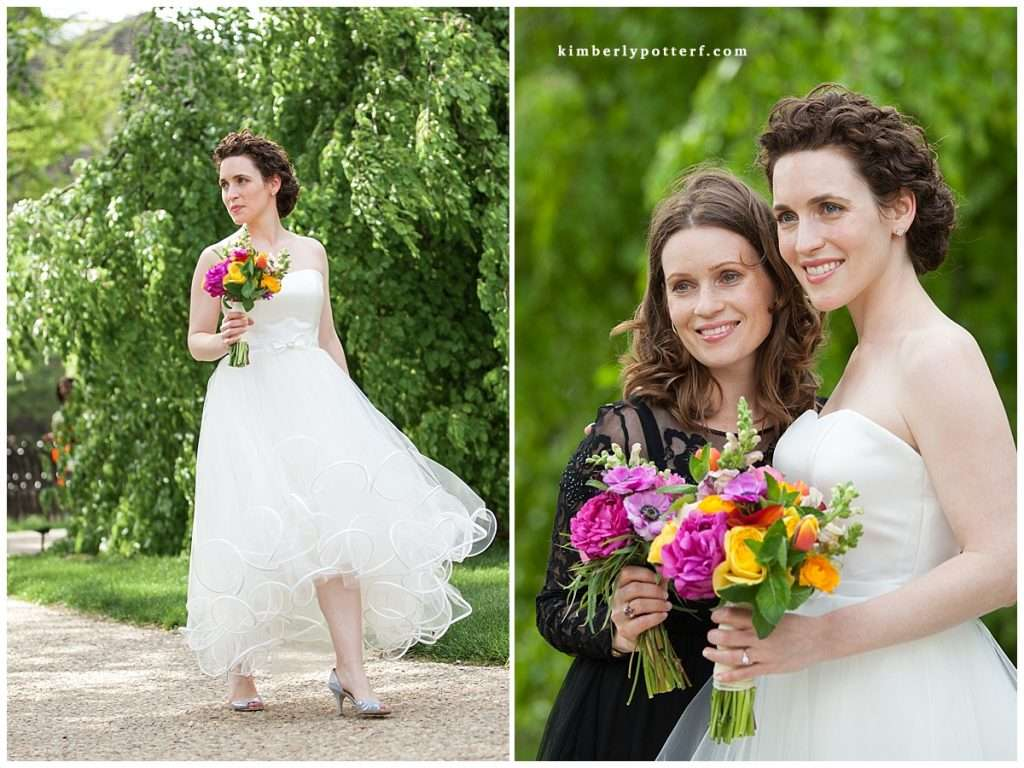 Whimsy Meets Glamour | Columbus Museum of Art Wedding 38