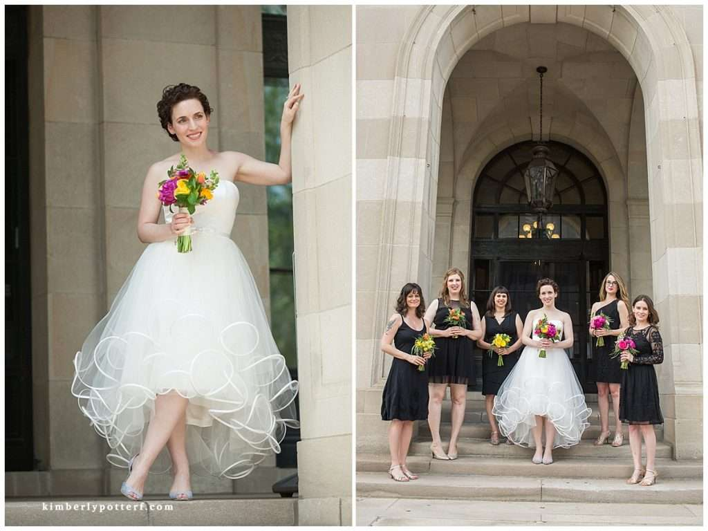 Whimsy Meets Glamour | A Wedding at the Columbus Museum of Art 40