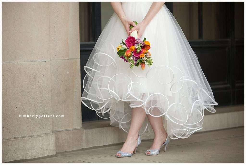 Whimsy Meets Glamour | A Wedding at the Columbus Museum of Art 42