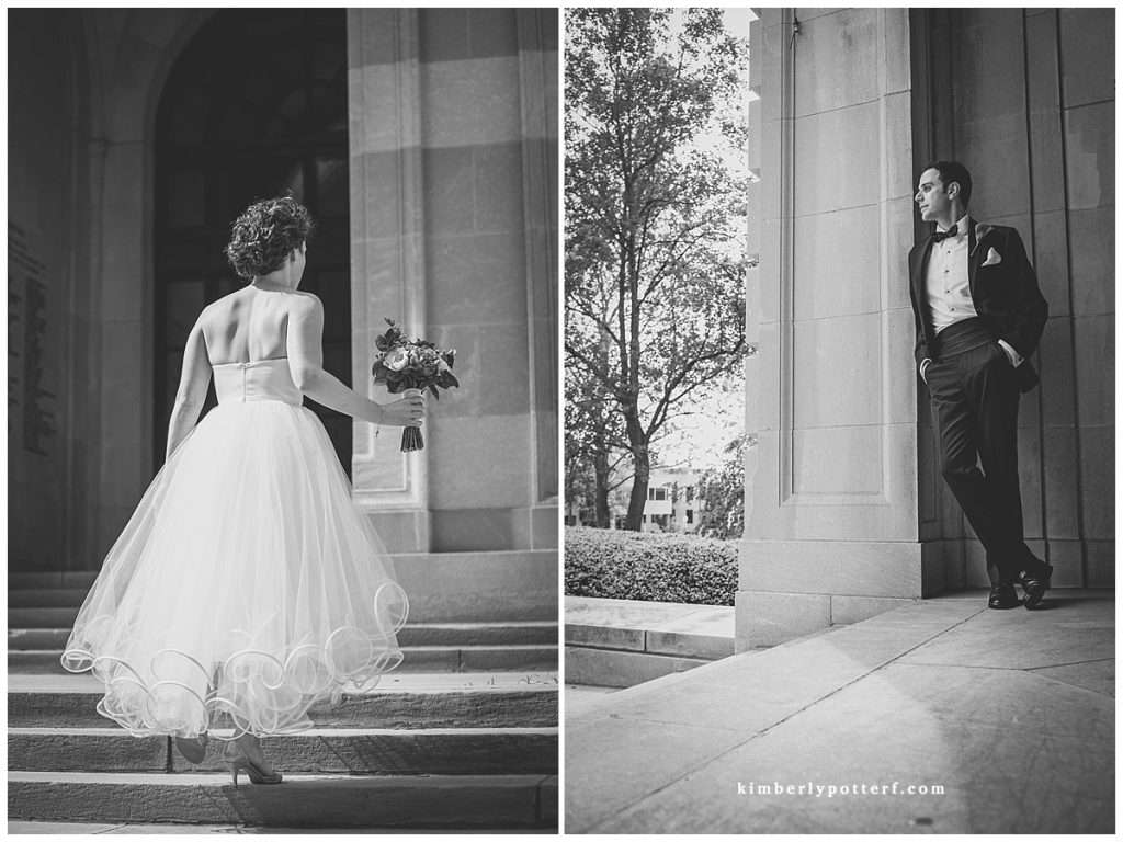 Whimsy Meets Glamour | A Wedding at the Columbus Museum of Art 44