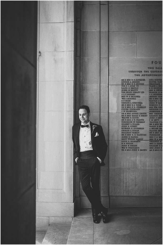 Whimsy Meets Glamour | Columbus Museum of Art Wedding 54