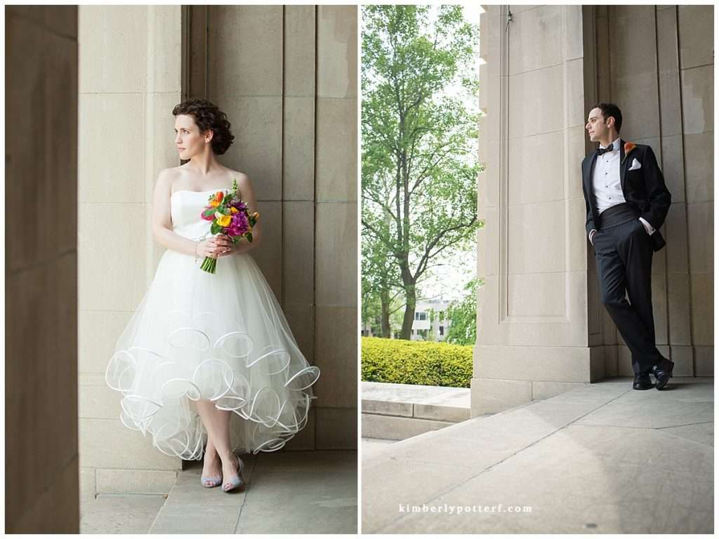 Whimsy Meets Glamour | A Wedding at the Columbus Museum of Art 56
