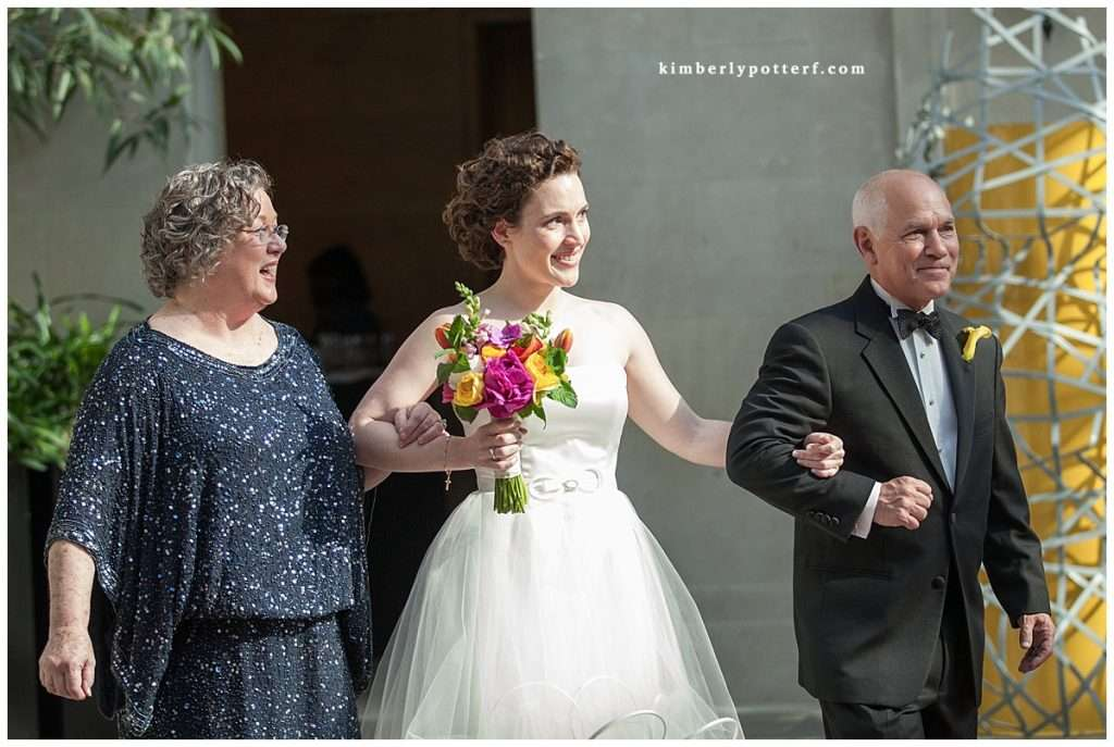 Whimsy Meets Glamour | A Wedding at the Columbus Museum of Art 60
