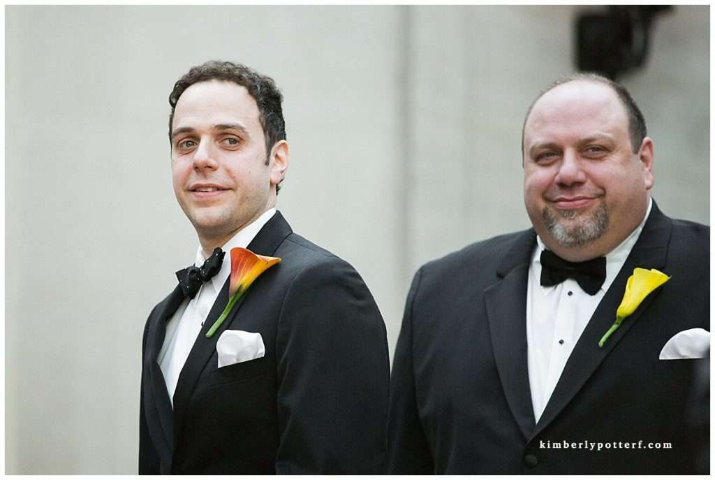Whimsy Meets Glamour | Columbus Museum of Art Wedding 62