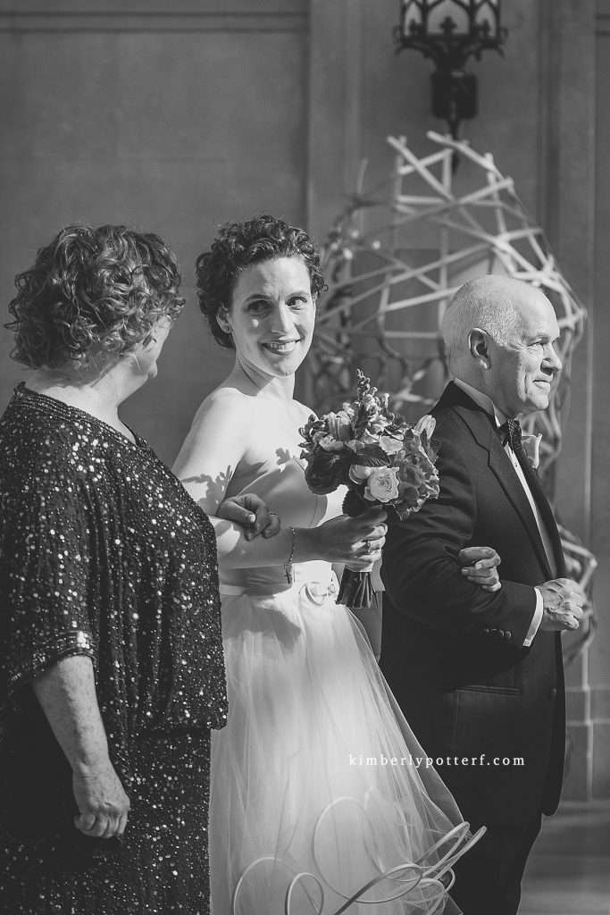 Whimsy Meets Glamour | Columbus Museum of Art Wedding 64