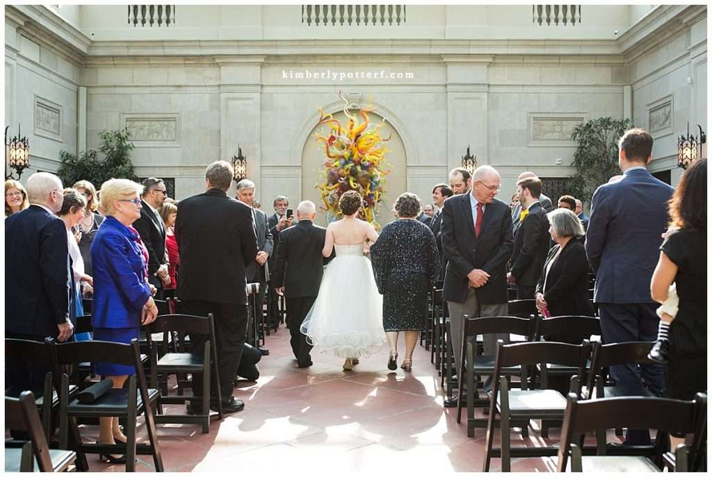 Whimsy Meets Glamour | A Wedding at the Columbus Museum of Art 66
