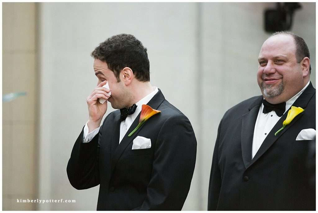 Whimsy Meets Glamour | Columbus Museum of Art Wedding 68