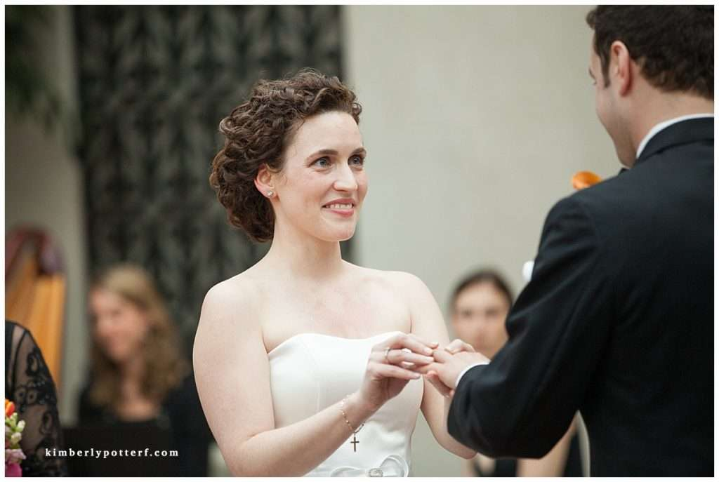 Whimsy Meets Glamour | Columbus Museum of Art Wedding 90