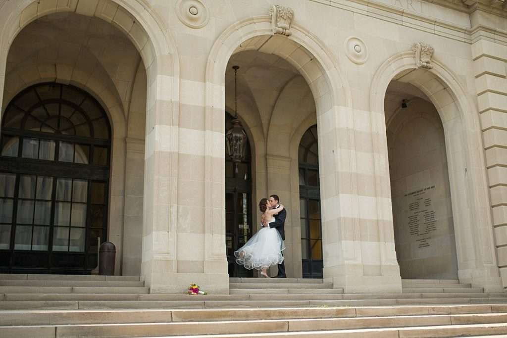 Whimsy Meets Glamour | Columbus Museum of Art Wedding 98