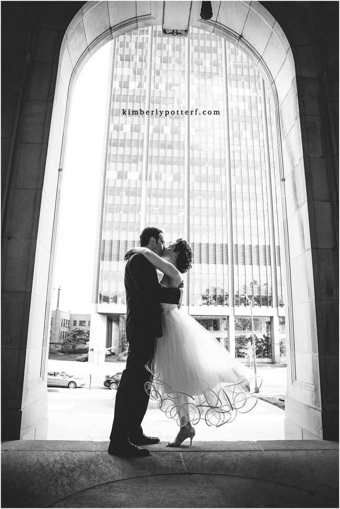 Whimsy Meets Glamour | Columbus Museum of Art Wedding 110