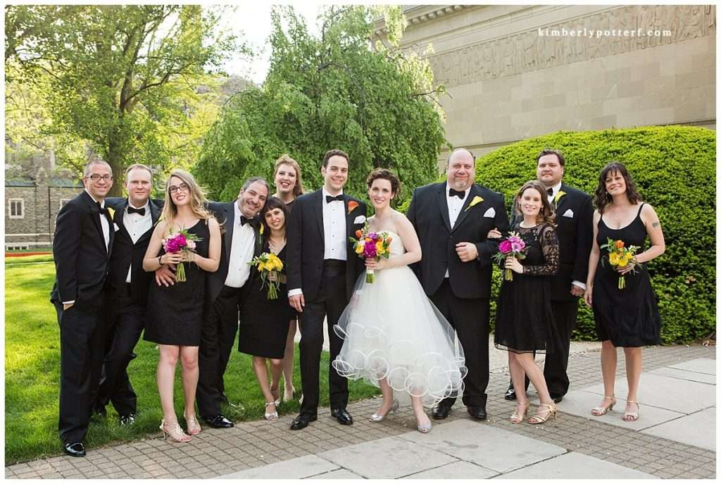 Whimsy Meets Glamour | A Wedding at the Columbus Museum of Art 116