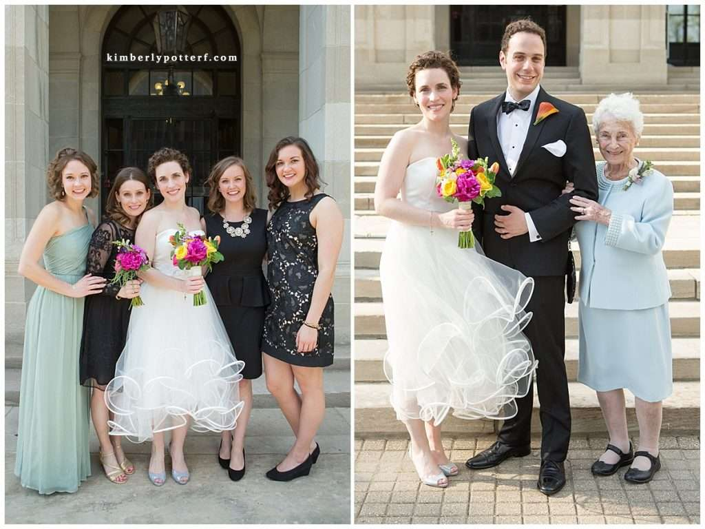 Whimsy Meets Glamour | A Wedding at the Columbus Museum of Art 118