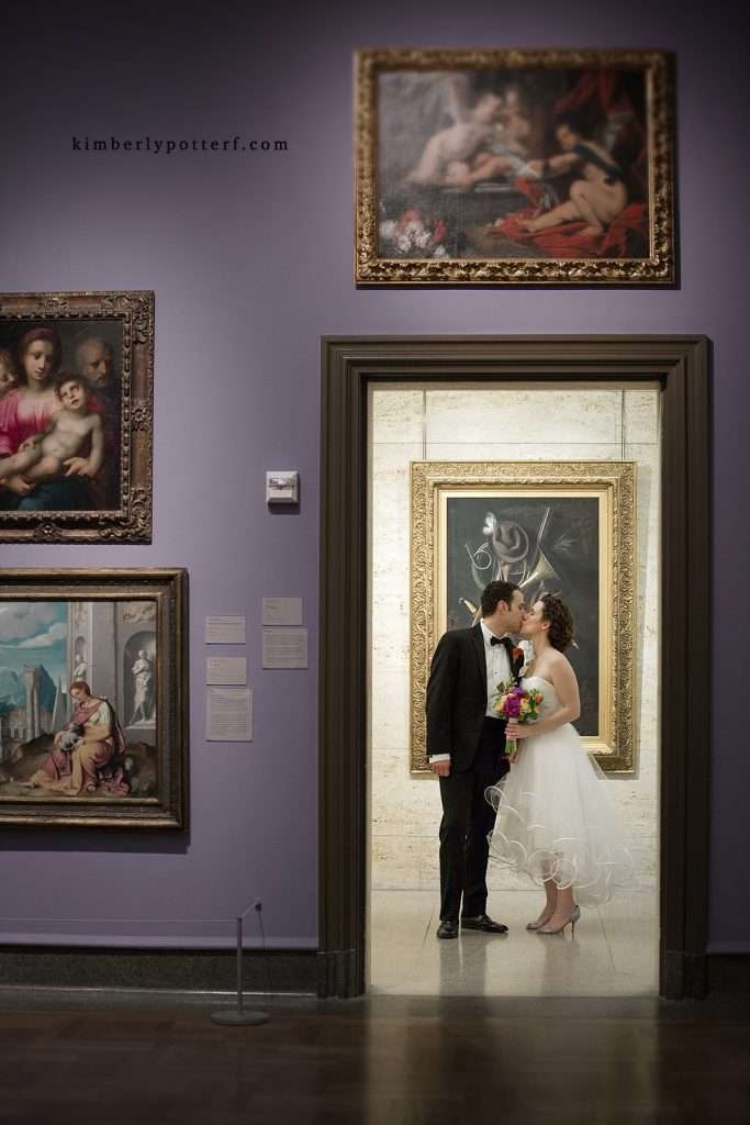 Whimsy Meets Glamour | A Wedding at the Columbus Museum of Art 122