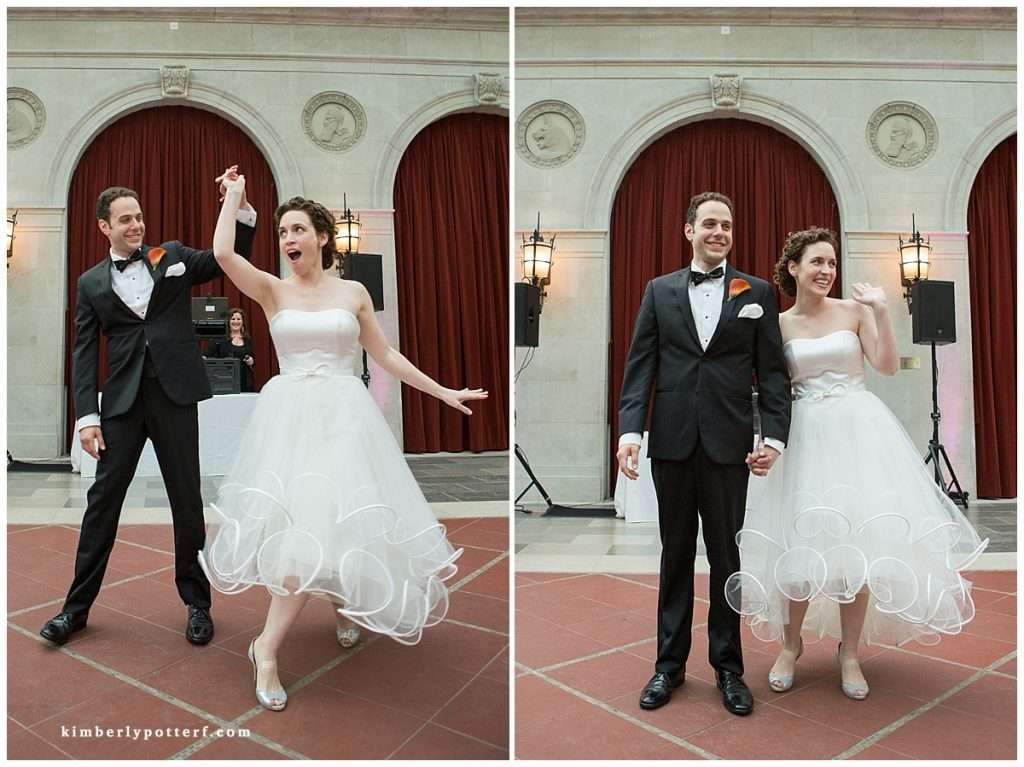 Whimsy Meets Glamour | Columbus Museum of Art Wedding 130
