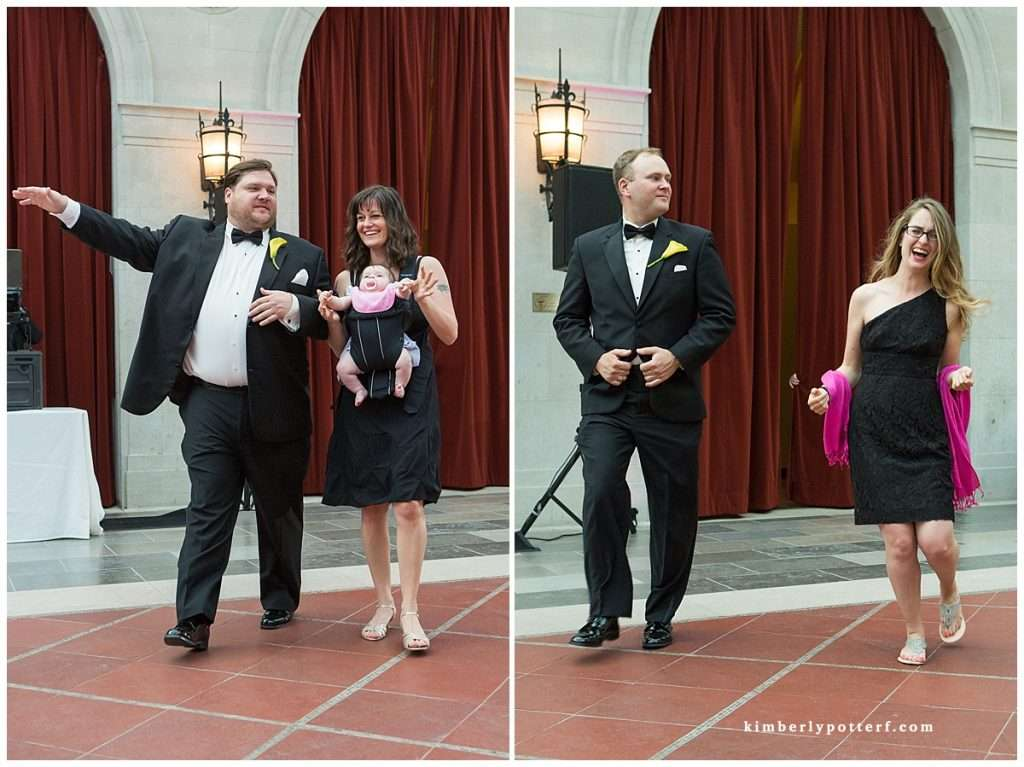 Whimsy Meets Glamour | Columbus Museum of Art Wedding 134