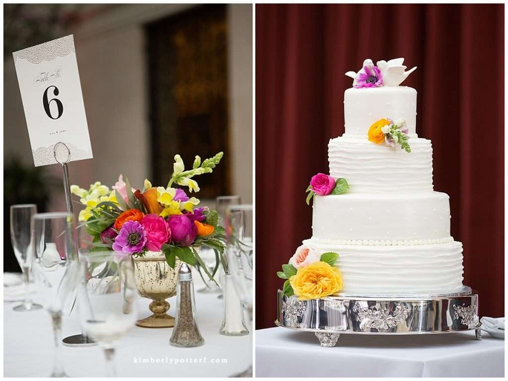 Whimsy Meets Glamour | Columbus Museum of Art Wedding 124