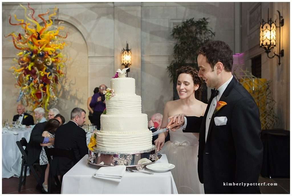Whimsy Meets Glamour | Columbus Museum of Art Wedding 140