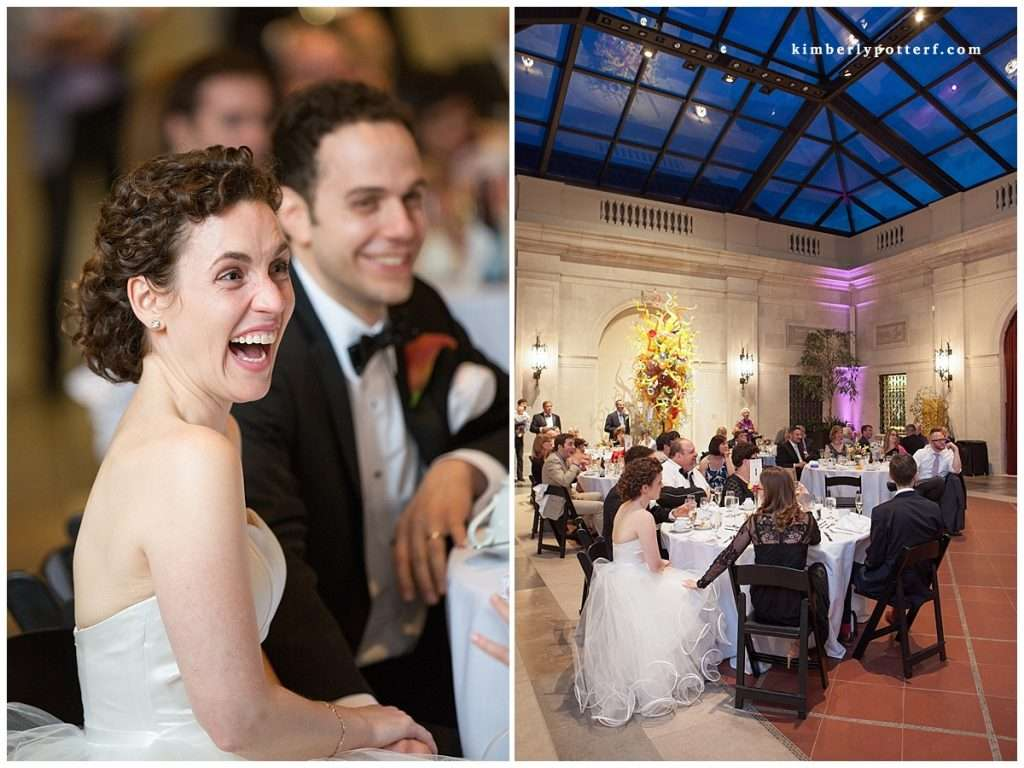 Whimsy Meets Glamour | Columbus Museum of Art Wedding 148