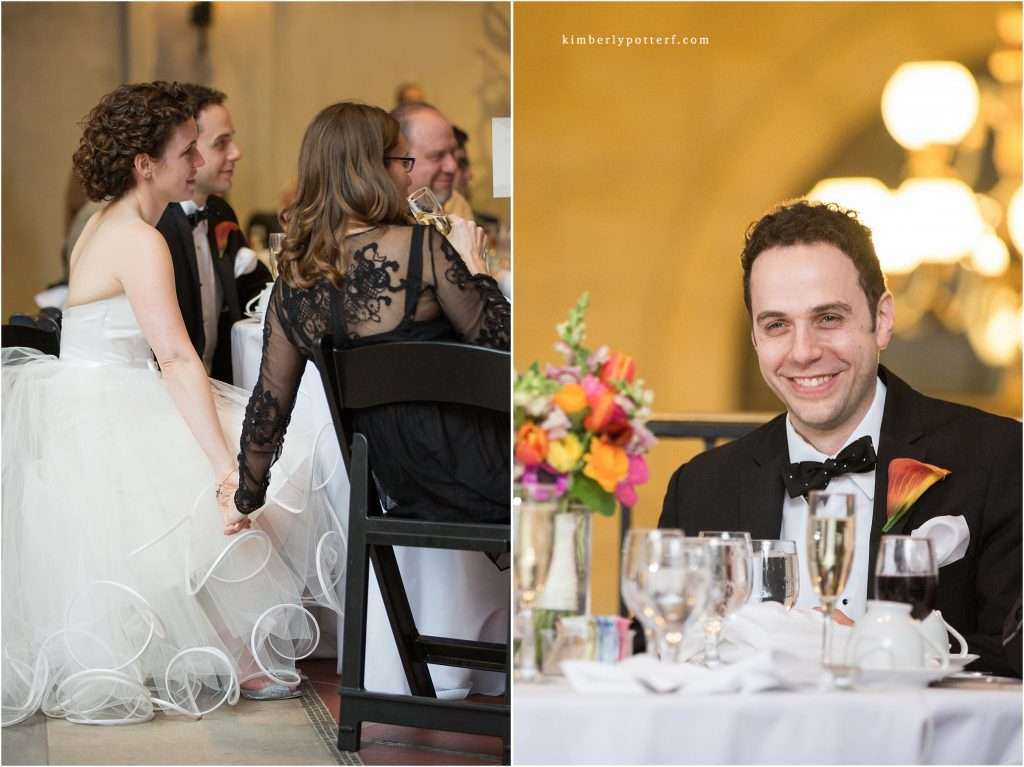 Whimsy Meets Glamour | Columbus Museum of Art Wedding 156