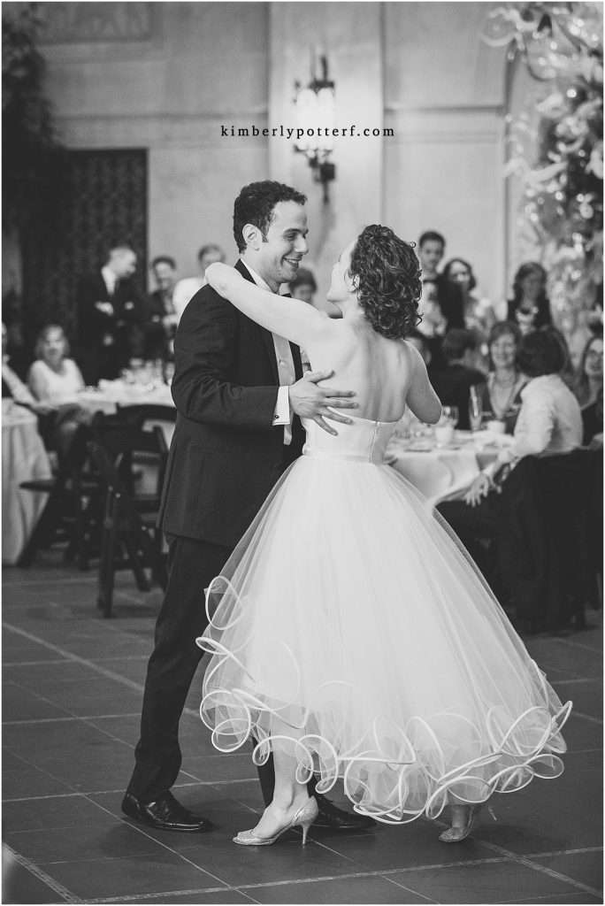 Whimsy Meets Glamour | Columbus Museum of Art Wedding 162