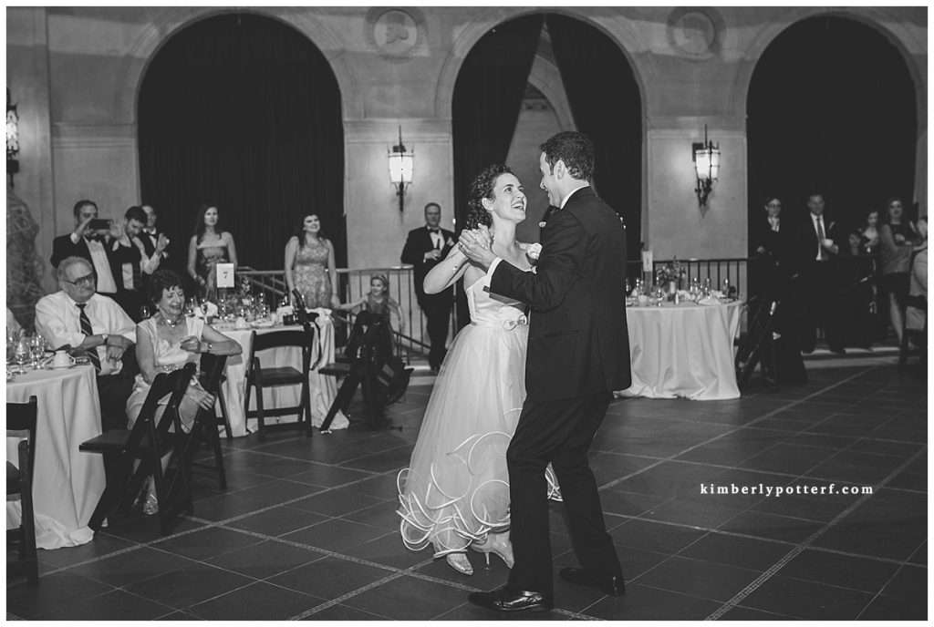 Whimsy Meets Glamour | Columbus Museum of Art Wedding 168