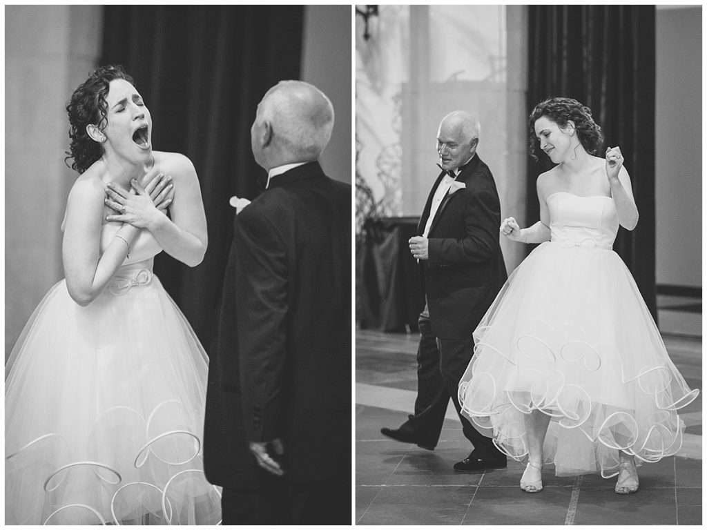 Whimsy Meets Glamour | Columbus Museum of Art Wedding 170