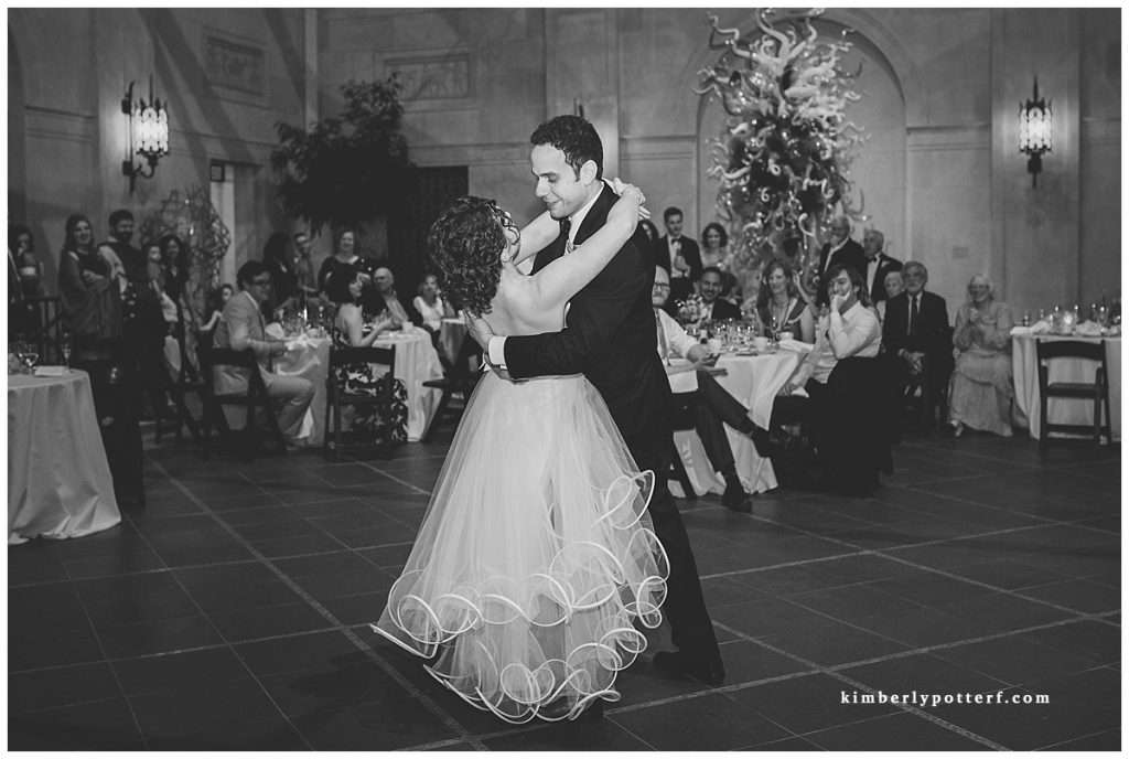 Whimsy Meets Glamour | Columbus Museum of Art Wedding 176