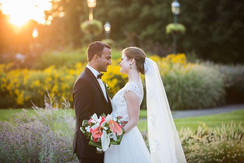 A Tropical-Inspired Wedding at the Franklin Park Conservatory 2