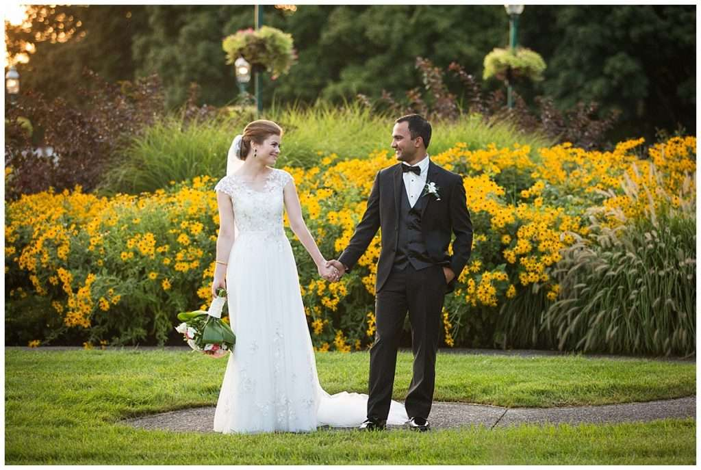 A Tropical-Inspired Wedding at the Franklin Park Conservatory 80