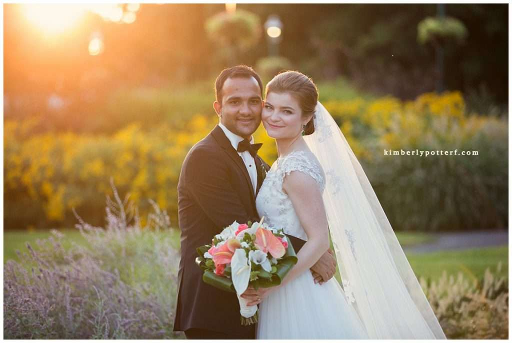 A Tropical-Inspired Wedding at the Franklin Park Conservatory 86